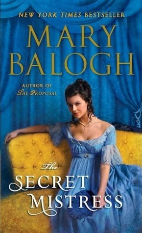 The Secret Mistress by Mary Balogh