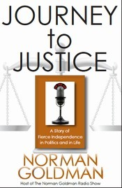 Journey to Justice by Norman Goldman