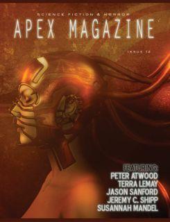 Apex Magazine Issue 14 by Jason Sizemore