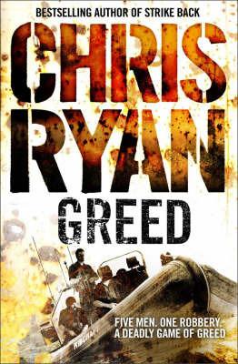 Greed (Matt Browning, #1)