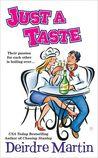 Just A Taste (New York Blades, #6)