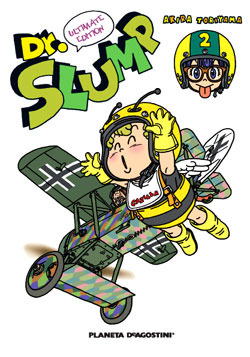 Dr. Slump (Ultimate Edition) Nº2