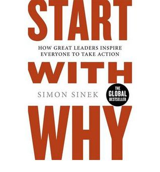 Starts with why simon sinek