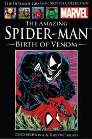 The Amazing Spider-Man: Birth of Venom (Marvel Ultimate Graphic Novels Collection #9)