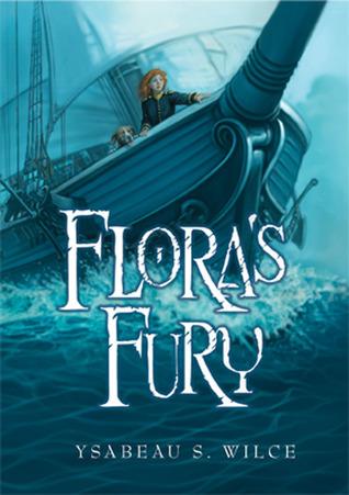 Flora's Fury (Flora Trilogy, #3)