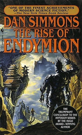 The Rise of Endymion (Hyperion Cantos, #4)