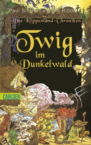 Twig im Dunkelwald (The Edge Chronicles, #4)