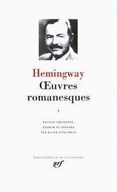 Oeuvres romanesques, Vol 1