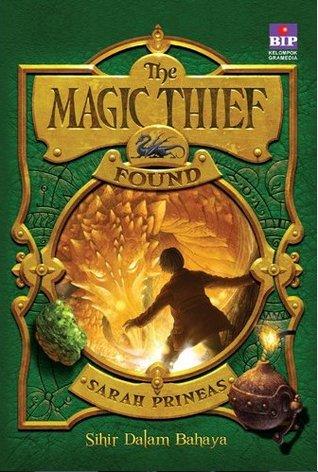 Sihir dalam Bahaya(Magic Thief 3)