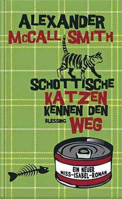 Schottische Katzen Kennen Den Weg