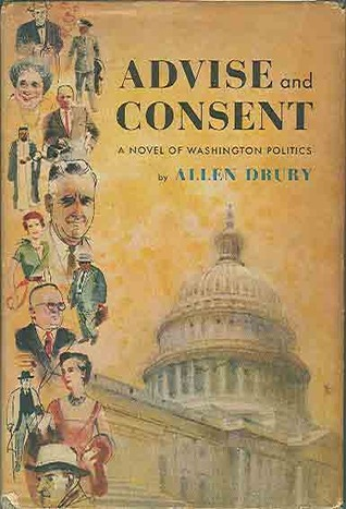 Ebook Advise and Consent by Allen Drury DOC!