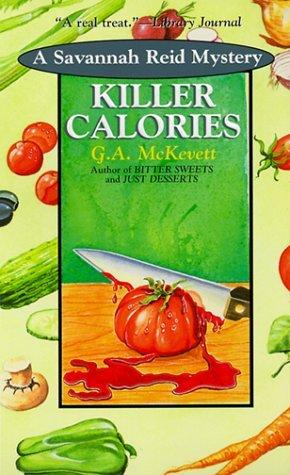 Killer Calories by G.A. McKevett