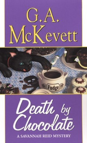Death by Chocolate (Savannah Reid, #8)