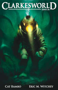 Clarkesworld Magazine, Issue 24 (Clarkesworld Magazine, #24)
