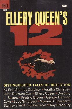ELLERY QUEEN'S 12: Distinguished Tales of Detection