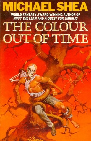 The Colour Out of Time by Michael   Shea