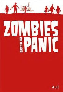 Zombies Panic by Kirsty McKay