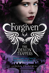 Forgiven by Jana Oliver