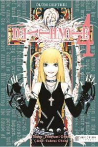 Olum Defteri, Cilt 4: Seven Kalp(Death Note 4)
