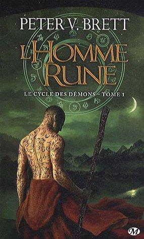 L'Homme-Rune (Le Cycle des Démons #1)