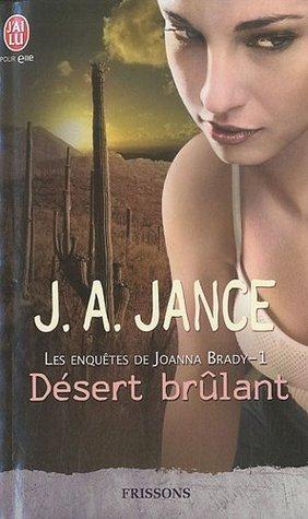 Desert Brulant(Joanna Brady 1)