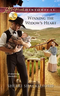 Winning the Widow's Heart (Prairie Courtships, #1)