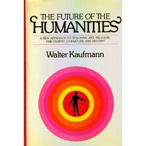 The Future of the Humanities