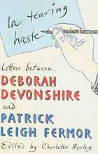 In Tearing Haste by Deborah Mitford