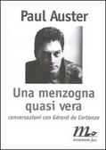 Una menzogna quasi vera: conversazione con Gérard de Cortanze