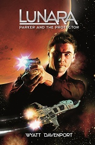 Parker and the Protector by Wyatt Davenport