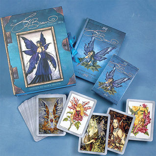 The Amy Brown Faery Wisdom Deck with Instruction Booklet by Amy Brown