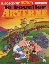 Le Bouclier Arverne by René Goscinny