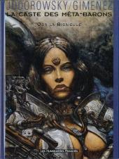 Oda la Bisaïeule (La Caste des Méta-Barons, #4)