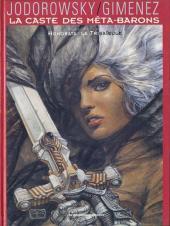 Honorata la trisaïeule (La Caste des Méta-Barons, #2)