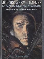 Sans-Nom, le dernier Méta-Baron (La Caste des Méta-Barons, #8)
