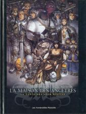 La Maison Des Ancêtres (La Caste des Méta-Barons, #0)