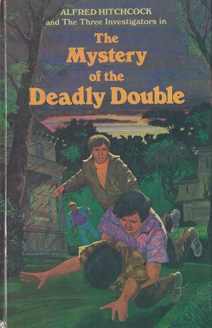 The Mystery of the Deadly Double by William Arden