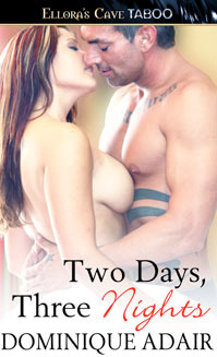 Two Days, Three Nights by Dominique Adair
