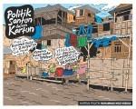 "Politik Santun dalam Kartun by Muhammad ""Mice"" Misrad"