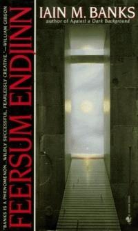 Feersum Endjinn by Iain M. Banks