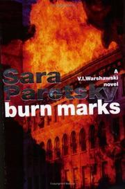 Burn Marks (V.I. Warshawski, #6)