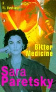 Books Library Website Bitter Medicine (V.I. Warshawski, #4)