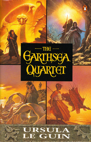 The Earthsea Quartet by Ursula K. Le Guin