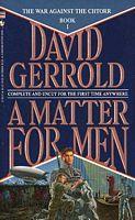 A Matter for Men (War Against the Chtorr #1)