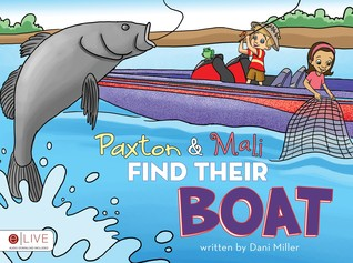 Paxton and Mali Find Their Boat by Dani Miller