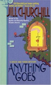 Anything Goes (Grace & Favor, #1)