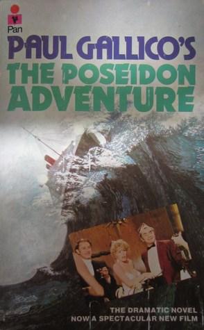 Poseidon book the adventure