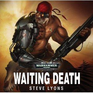 Waiting Death by Steve Lyons