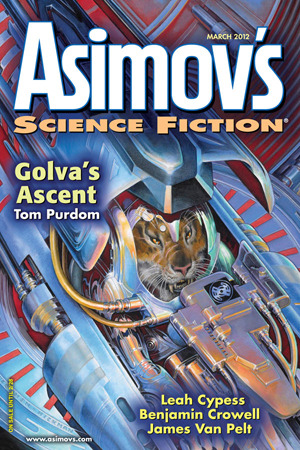 Asimov's Science Fiction, March 2012 (Asimov's Science Fiction, #434)