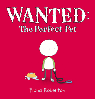 Wanted by Fiona Roberton